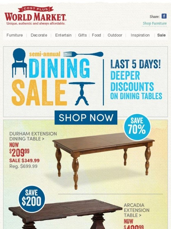 Admirable Cost Plus World Market Ending Soon Deeper Discounts On Ibusinesslaw Wood Chair Design Ideas Ibusinesslaworg