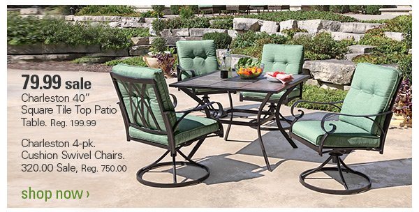 Shopko Up To 20 Off Patio Furniture Sit Pretty This Summer