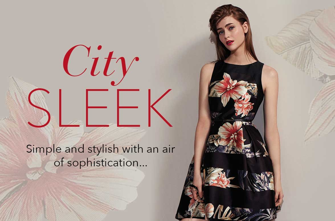 Debenhams Wedding Gift List Login : City Sleek - Simple and stylish with an air of sophistication...