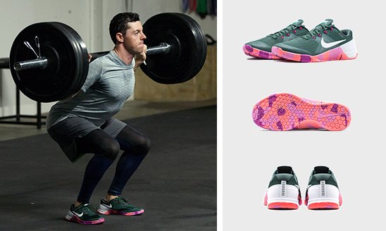 competitive price ae756 cb457 Choose your color, graphics and personal iD to create your ultimate Nike  Metcon 2 iD, built for strength and stability.