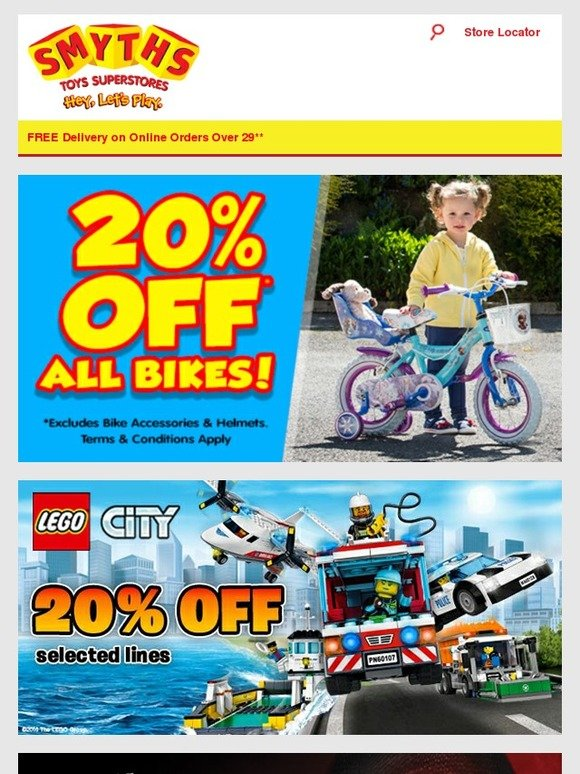 Nov 23, · Hamleys, Smyths and The Entertainer have already gotten their Black Friday sales underway, so we've rounded up some of the best offers Black Friday savings on bikes, scooters, trikes .
