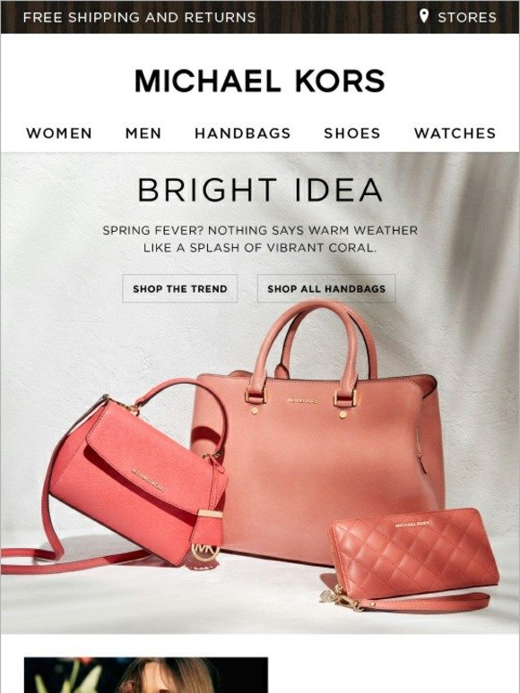 Michael Kors Our Current Color Obsession Milled