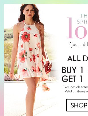 4fd25a15108 Charlotte Russe  Perfect Spring Dresses