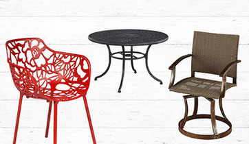 Houzz outdoor living sale 3 days left milled for Garden furniture 70 off