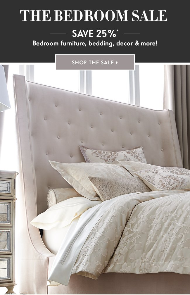 Horchow Dreams Come True 25 Off Bedroom Furniture More Plus A New Pinterest Partner Milled