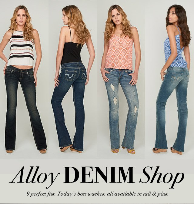 6bbc1ec3e Alloy Apparel: Alloy Jeans Are Waiting To Try YOU On! | Milled