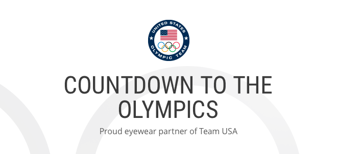 100 DAYS TO OLYMPICS