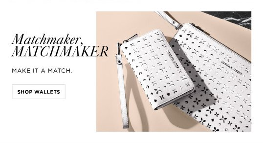Michael Kors The Perforated Trend A Cut Above Milled