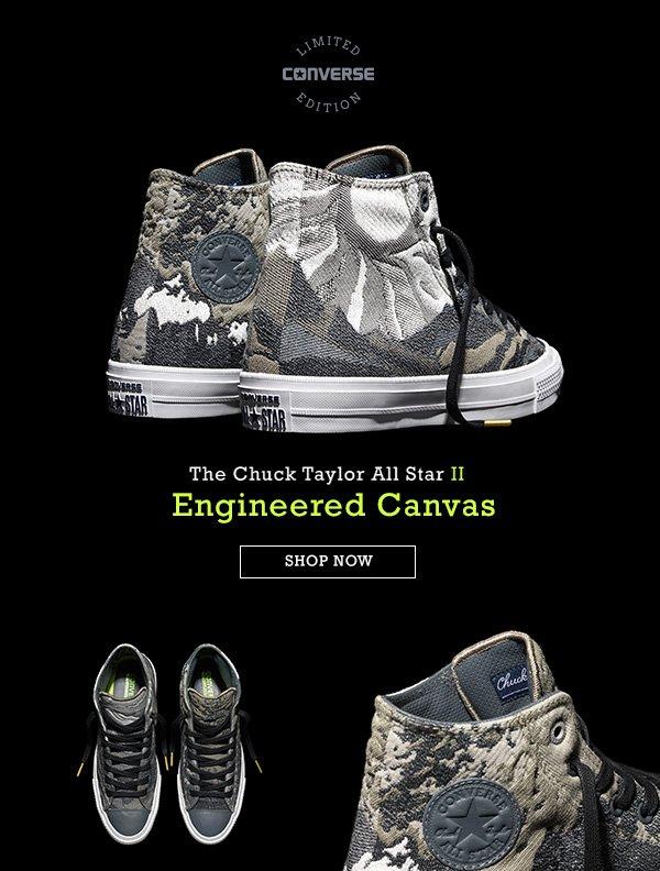Limited Edition Chuck II Engineered