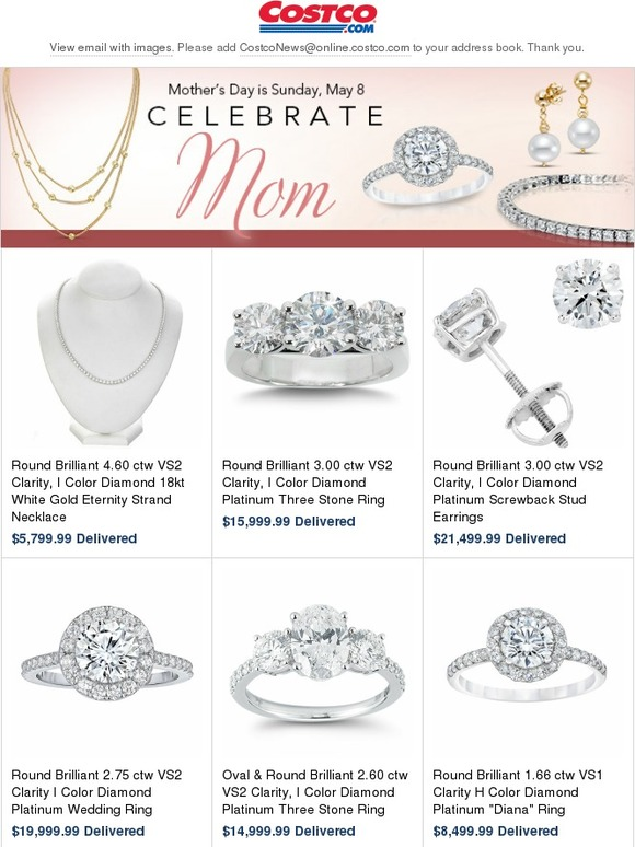 1f986583b Costo: Jewelry for Mom - Mother's Day is Sunday, May 8th! | Milled
