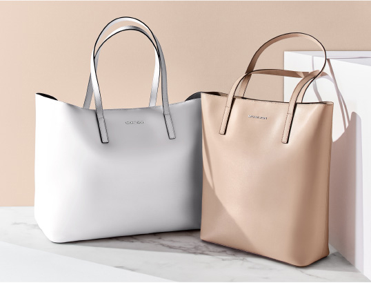 Michael Kors The Emry Tote Your Everyday Essential Milled