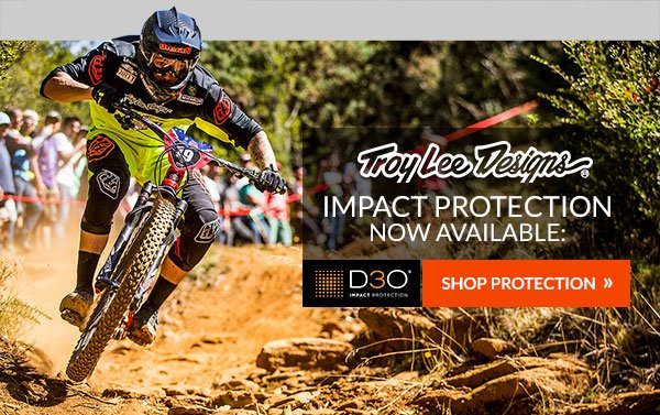 672fe8b77dc Troy Lee Designs: The all new TLD Bike protection series is here ...