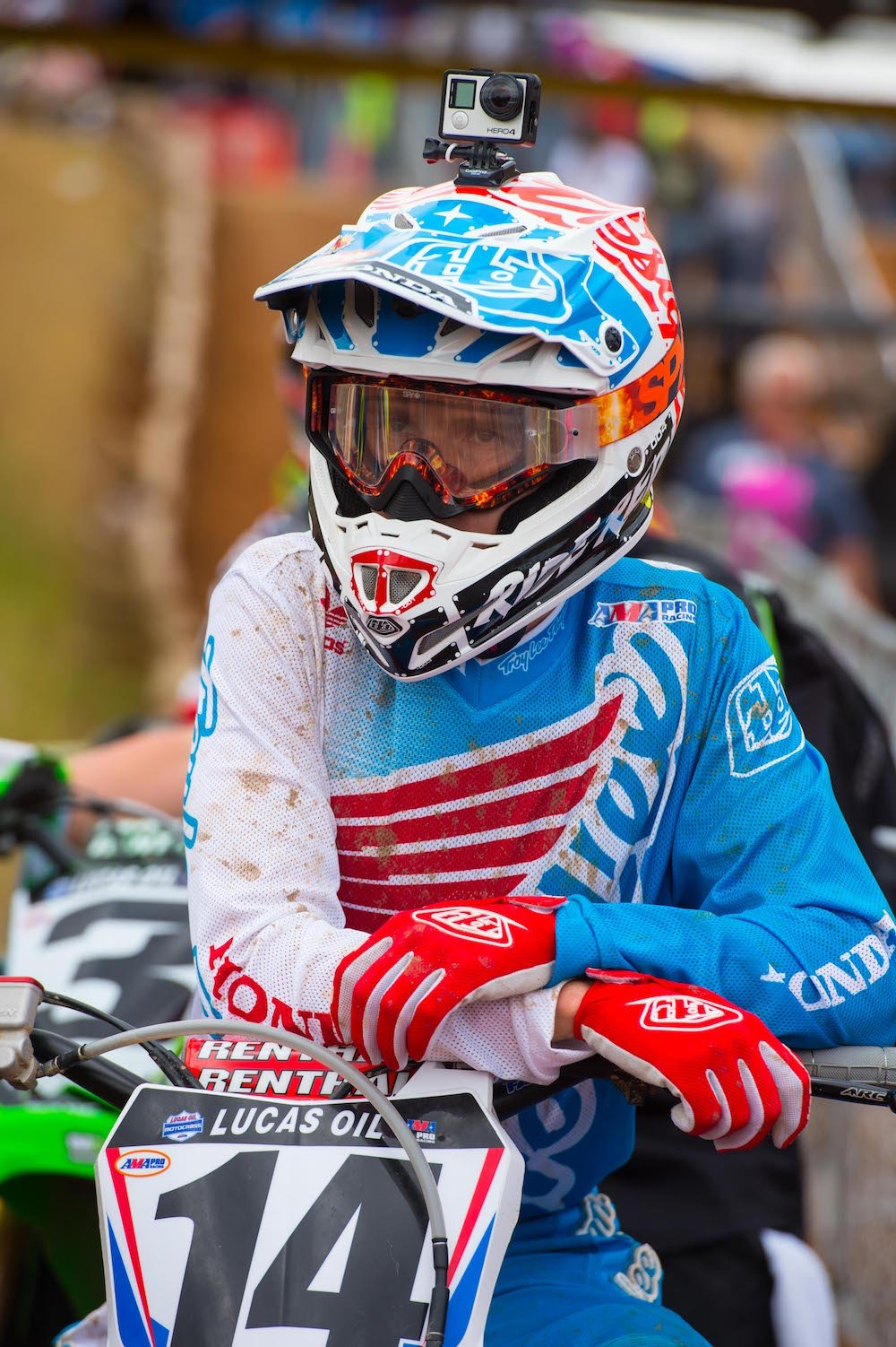 Troy Lee Designs Troy Lee Designs Cole Seely Opens