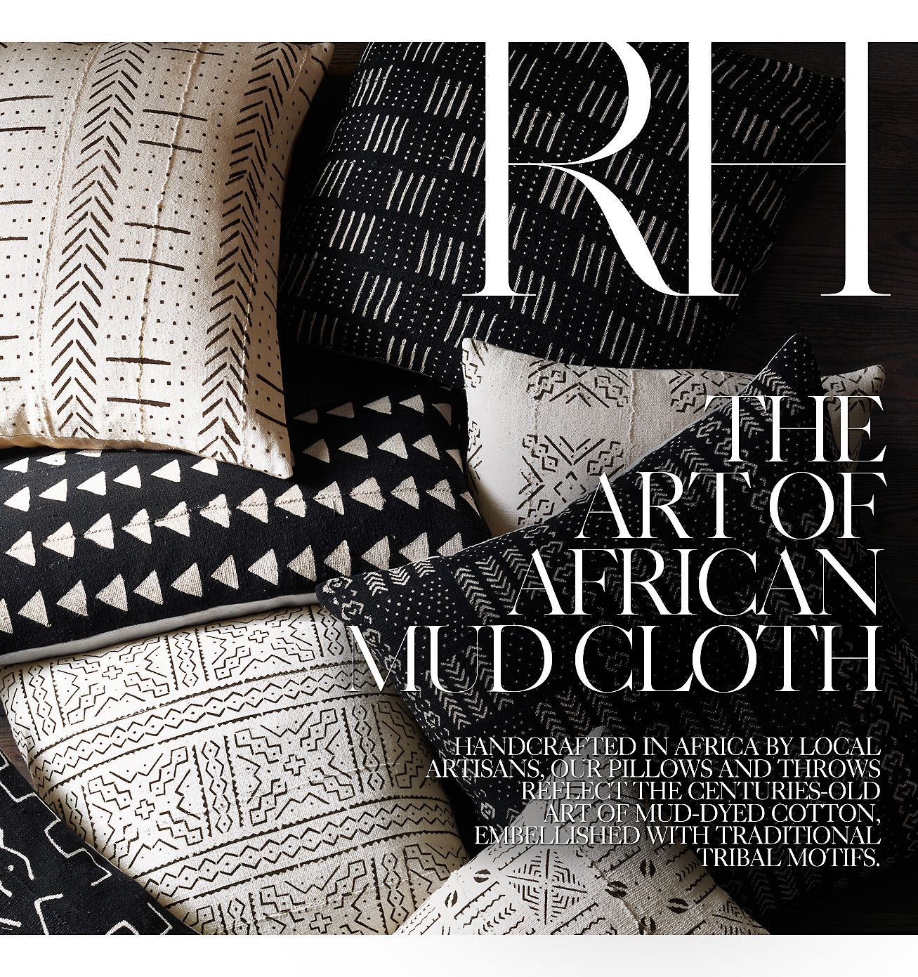 the art of african mud cloth