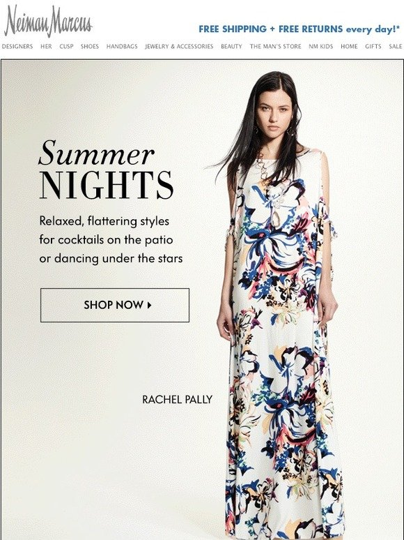 Free Shipping & Free Returns at Neiman Marcus. Shop the latest styles from top designers including Michael Kors, Tory Burch, Burberry, Christian Louboutin, kate spade & more.