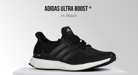 adidas Ultra Boost and PUMA Suede