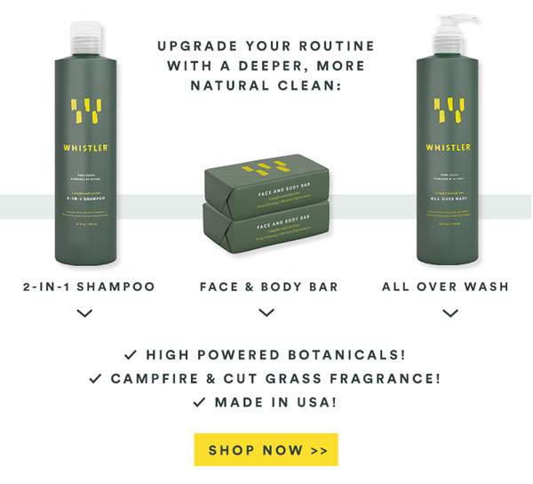 Upgrade your routine with a deeper, more natural clean.