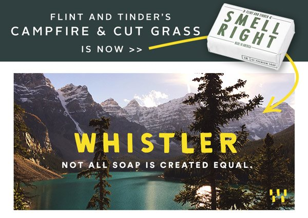 Introducing Whistler!