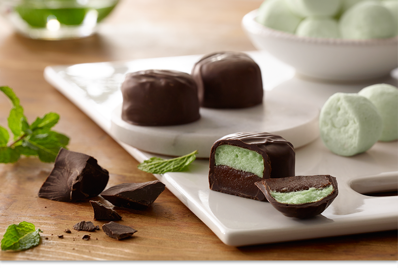 See's Candies, Inc.: Introducing a NEW Scotchmallow flavor!   Milled