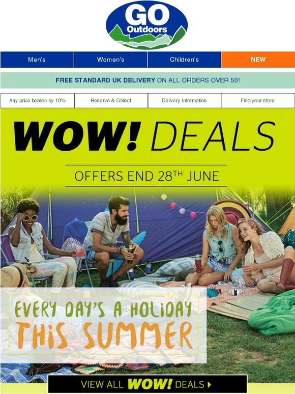 go outdoors new wow deals voyager elite 6 tent just 249. Black Bedroom Furniture Sets. Home Design Ideas