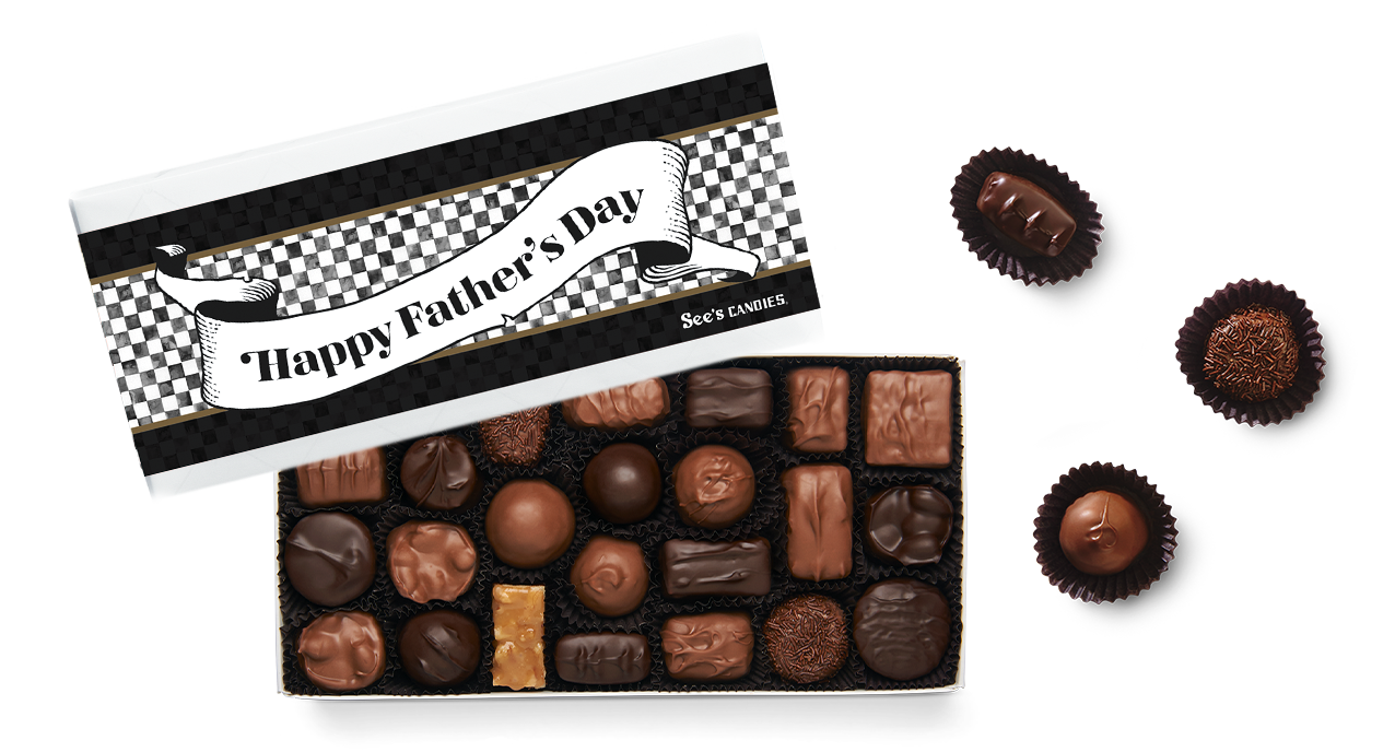 See's Candies, Inc.: Make Father's day a whole lot sweeter   Milled