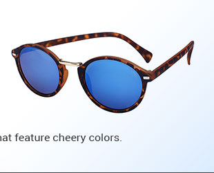 81de1882d86 Tee Zone  Introducing  Robin Ruth Sunglasses!