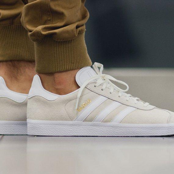 Gazelle Adidas Off White