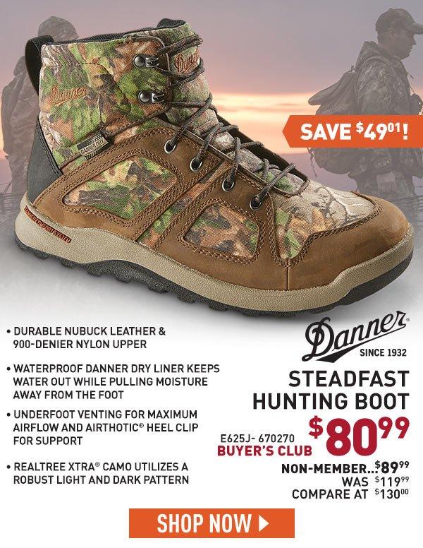 Danner Steadfast Boots