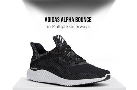 best service d5ce1 295b5 Foot Locker adidas Alpha Bounce