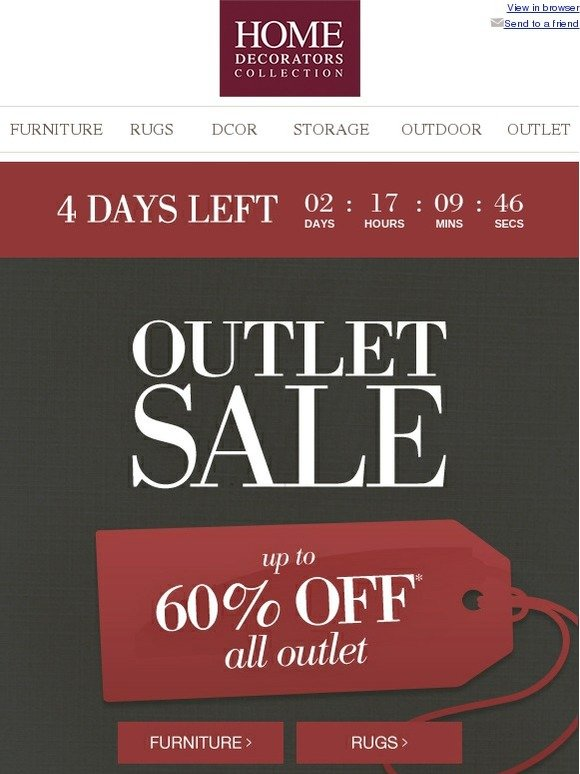 Home Decorators Collection Outlet Sale Up To 60 Off Milled