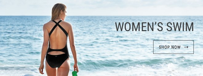 SHOP WOMEN'S SWIM →