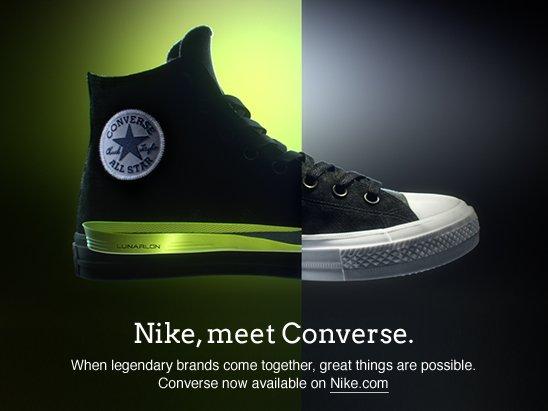 nike bought converse
