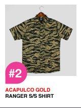 Acapulco Gold Ranger S/S Shirt