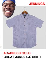 Acapulco Gold Great Jones S/S Shirt