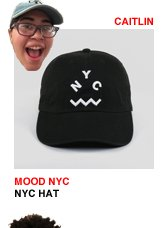 Mood NYC NYC Hat