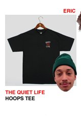 The Quiet Life Hoops Tee