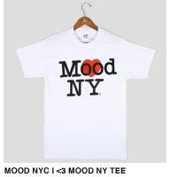 Mood NYC I<3 Mood NY Tee
