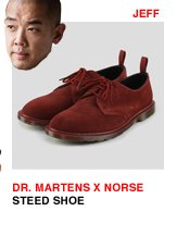 Dr. Martens x Norse Projects Steed Shoe