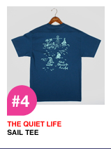 The Quiet Life Sail Tee