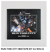 Run This City Mixtape By DJ Shu-G