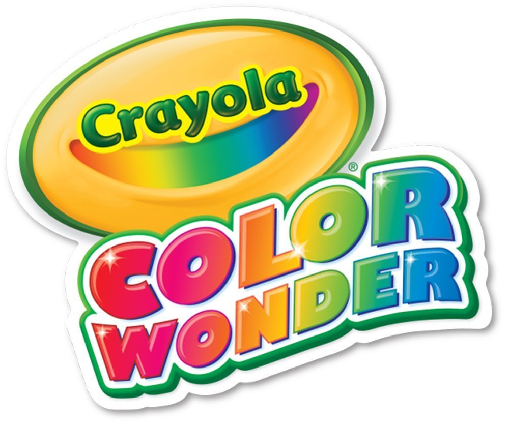 orangeonionscom color you world not your walls crayola color wonder only 599 and free shipping milled - Color Wonder Books