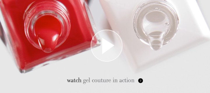 watch the gel couture in action