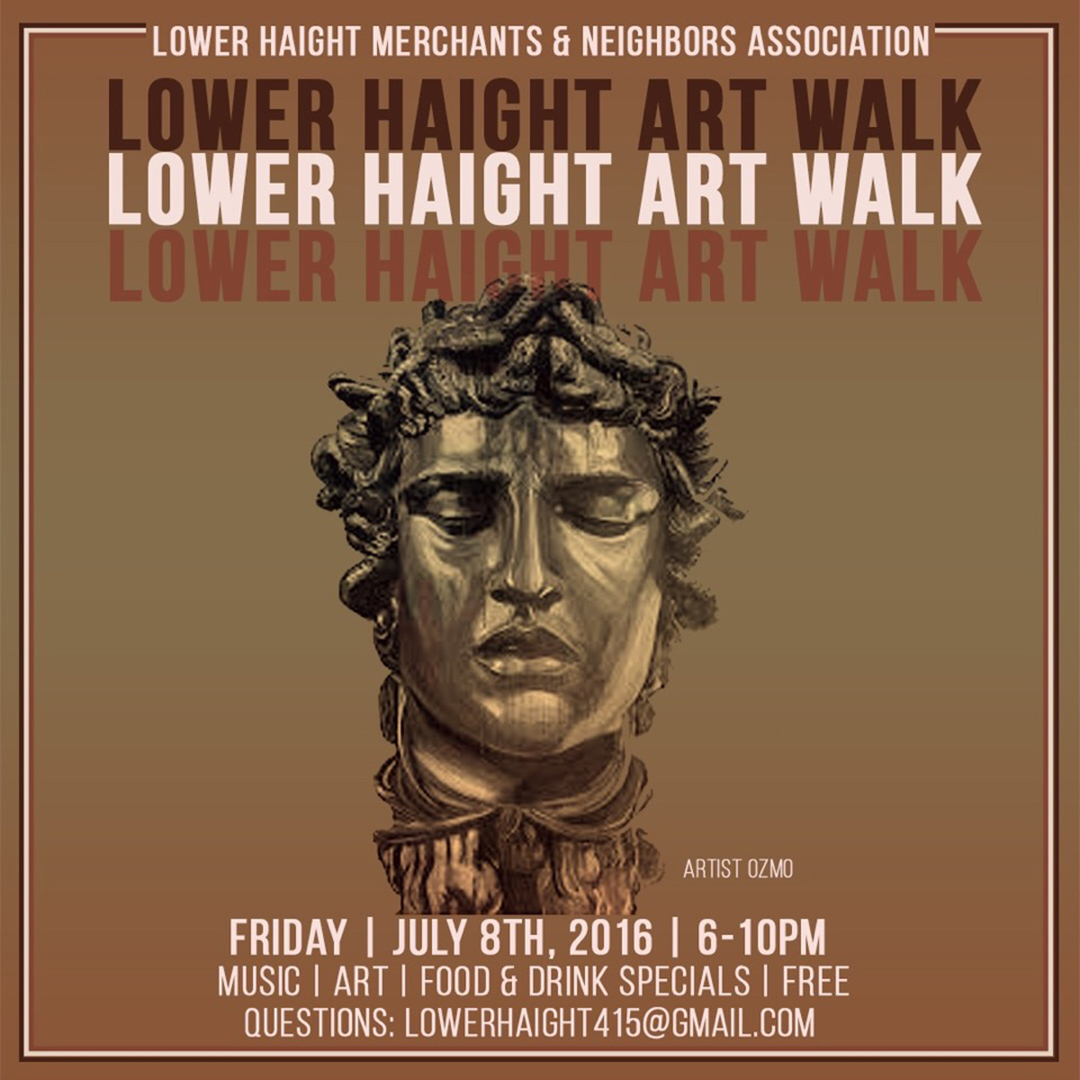 LOWER HAIGHT ART WALK