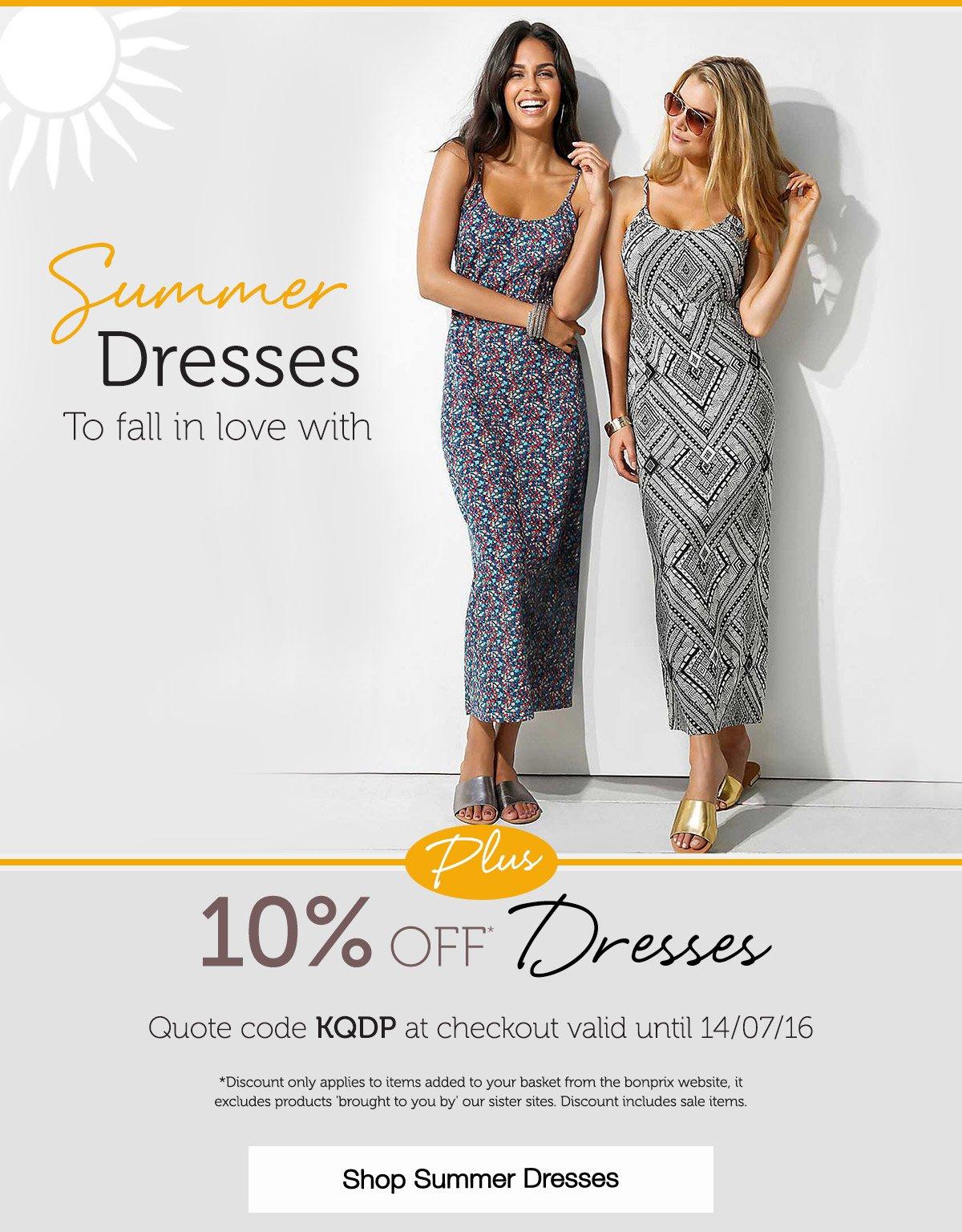 dd67b307659d Bonprix UK  Summer Lovin  Dresses + 10% OFF!