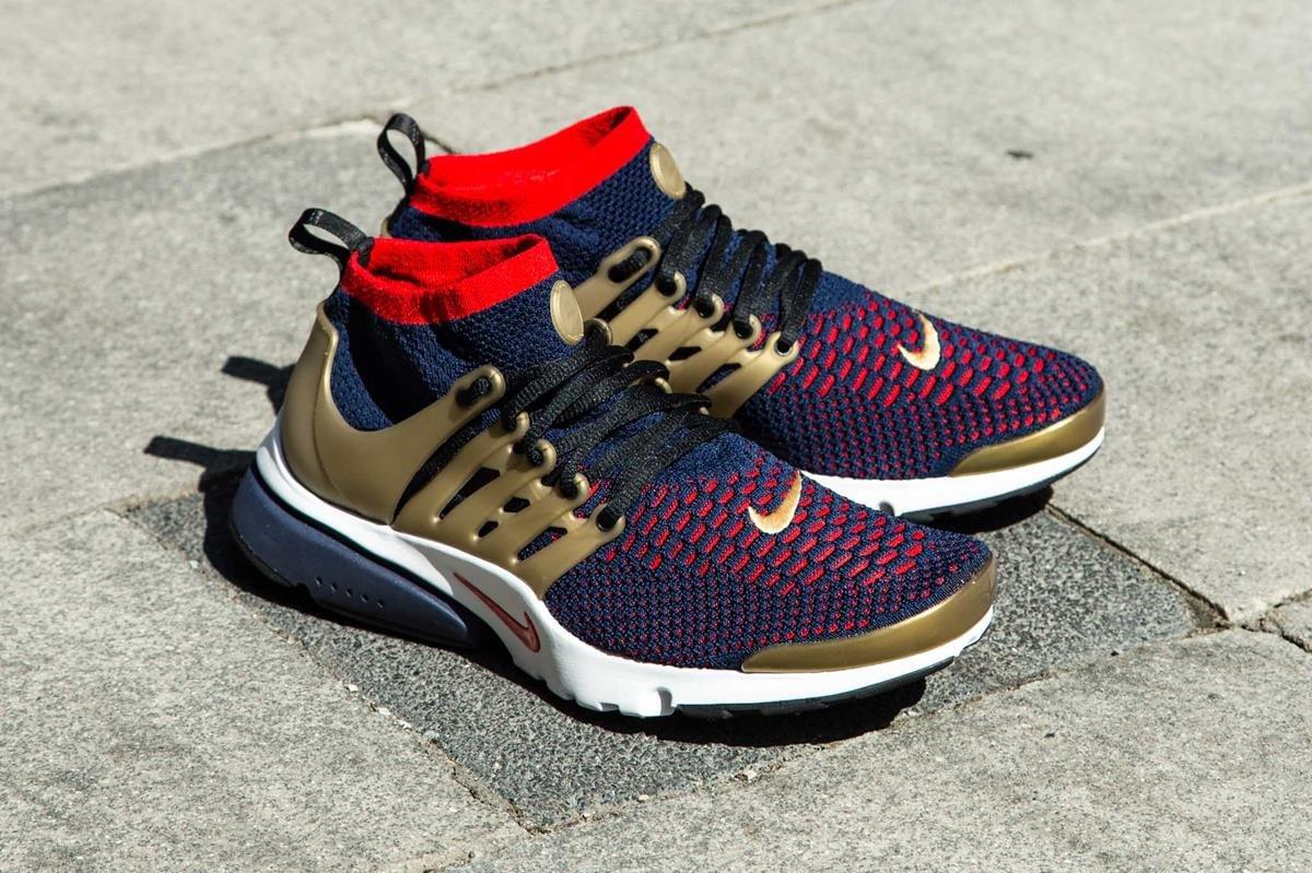 "quality design aacec 101f2 Nike Air Presto Ultra Flyknit   ""Olympics"""
