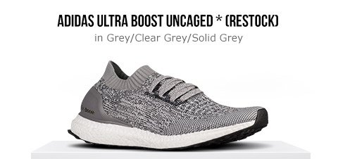 timeless design f6f93 11a29 Foot Locker: Releasing tomorrow: the Ultra Boost Uncaged and ...