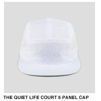 The Quiet Life Court 5 Panel Cap
