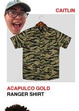 Acapulco Gold Ranger Shirt