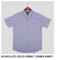Acapulco Gold Great Jones Shirt