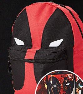 92343c4862bd Shop Flip Pak Reversible Deadpool Backpacks!